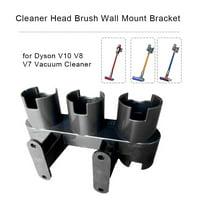 Cleaner Docks Station Accessory Tool Holder for Dyson V10 V8 V7 Vacuum Cleaner Head Brush Wall Mount Bracket