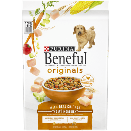Purina Beneful Originals With Real Chicken Adult Dry Dog Food 155