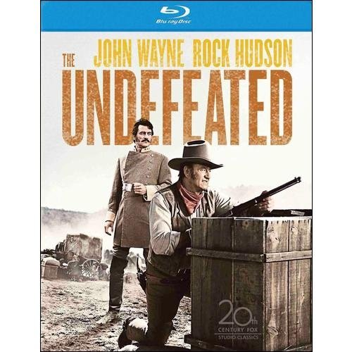 The Undefeated (1969) (Blu-ray) (Widescreen)