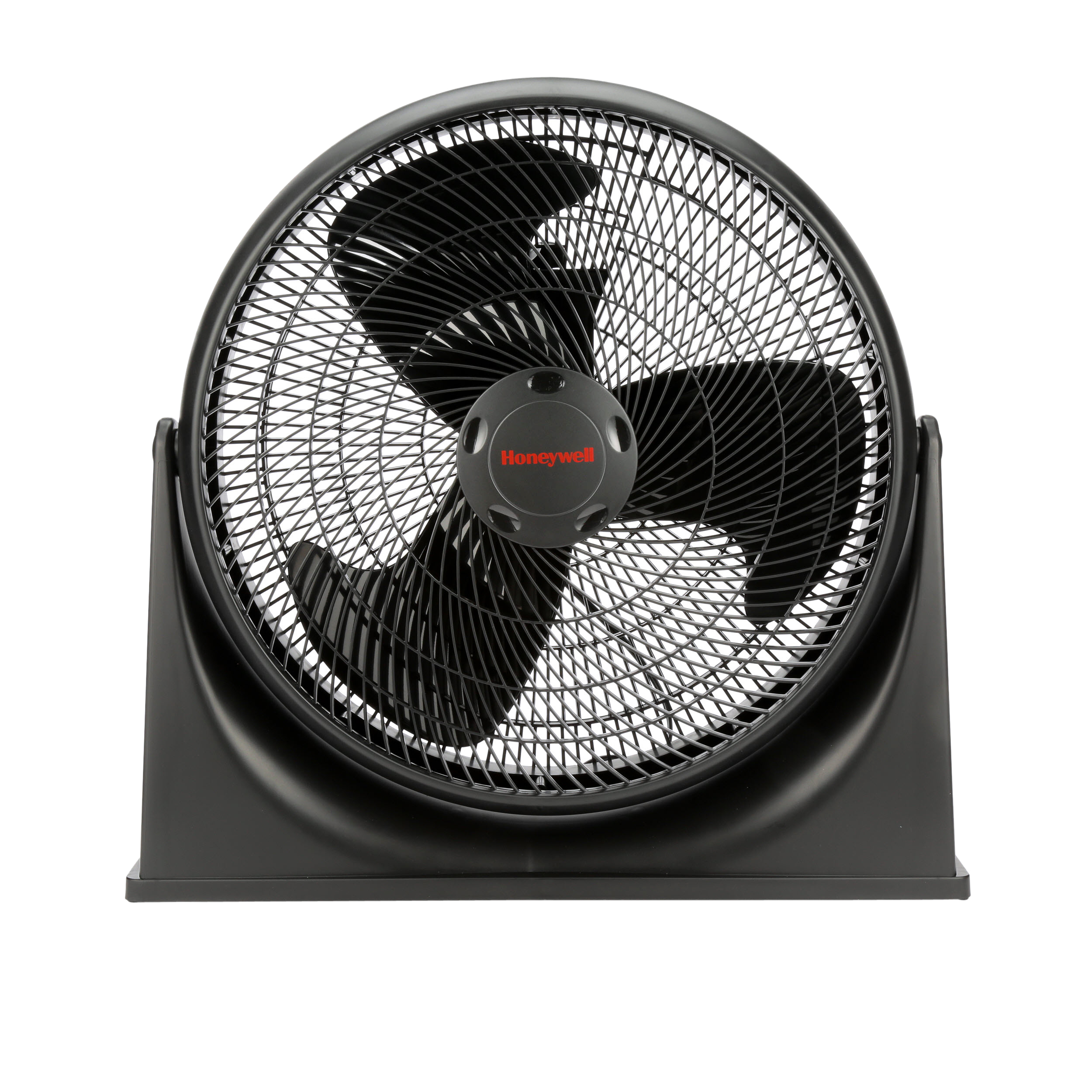 Honeywell TurboForce Power 3-Speed Air Circulator, Model #HF-910, Black
