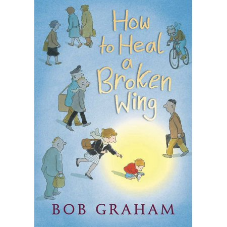 How to Heal a Broken Wing (A Broken Bone Heals Through The Process Of)