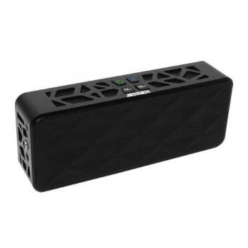 JENSEN JENSMPS650B Portable Bluetooth Rechargeable Speaker