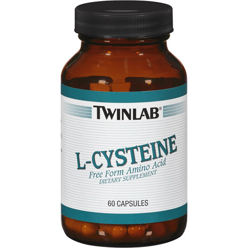 Twinlab L-Cysteine Capsules, 60ct