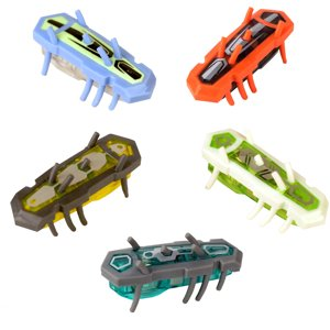 Hexbug Nano Nitro 5 Pack Assorted