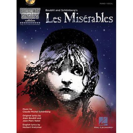 Les Miserables : Broadway Singer's Edition (Les Miserables Medley Emile Pandolfi Sheet Music)