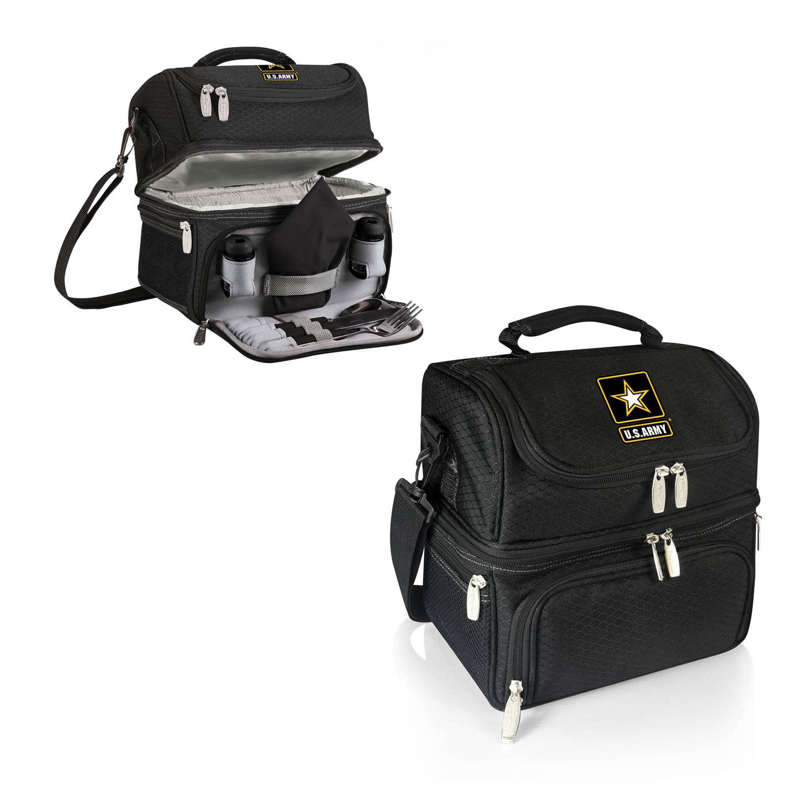 Picnic Time U.S. Army Pranzo Lunch Tote