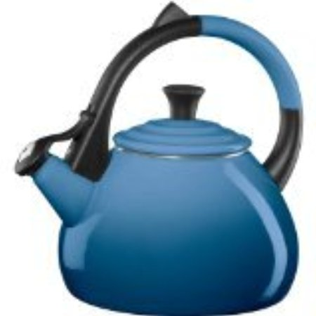 Le Creuset Enameled Steel 1.6-Quart Oolong Tea Kettle, Marseille