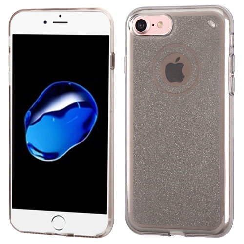 For iPhone 8 7 6s 6 Glitter Bling Premium Phone Shell Candy Skin Case Cover