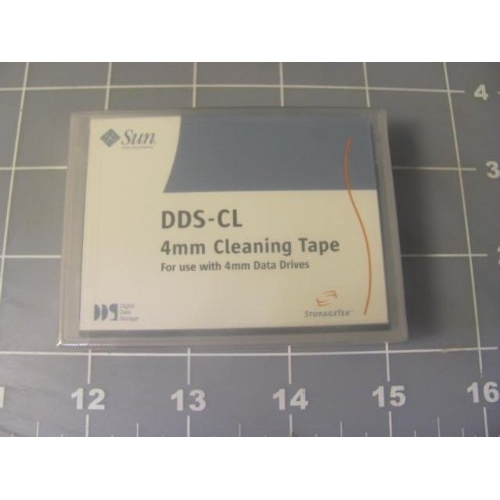 SUN Microsystems Tape 4mm DDS 12345 Clng Ctdg 003-3831-01