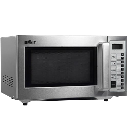 Summit SCM1000SS Commercially Approved Microwave