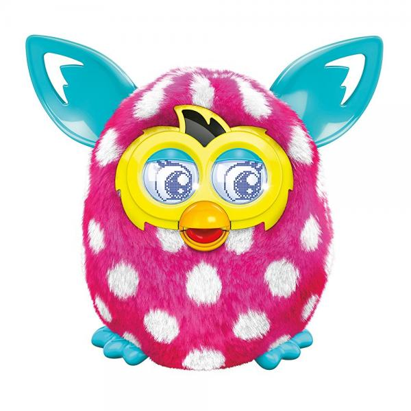 Furby Boom Figure (Polka Dots) (Discontinued by manufacturer) by