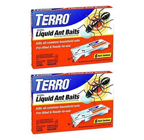 Terro T300 2 Count Liquid Ant Killer Baits