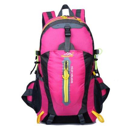 Waterproof Jack - JACK 40L Outdoor Hiking Camping Waterproof Nylon Travel Luggage Rucksack Backpack Bag
