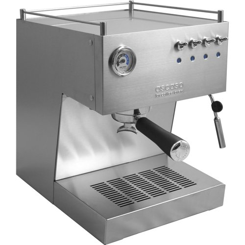 Ascaso Uno V2 Professional Thermoblock Coffee & Espresso Maker by