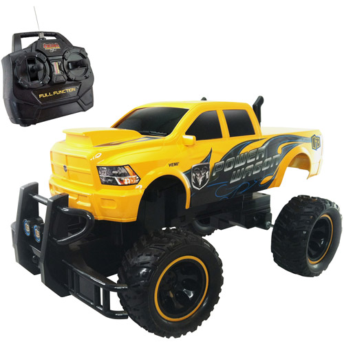"NKOK 14"" Ram 2500 Power Wagon Radio-Controlled Vehicle, Color may vary"