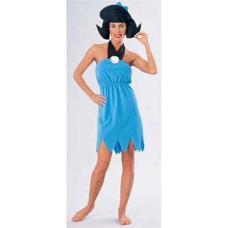 Flintstone Betty Rubble - Wilma Flintstone And Betty Rubble Halloween Costumes