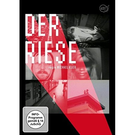The Giant ( Der Riese ) [ NON-USA FORMAT, PAL, Reg.0 Import - Germany