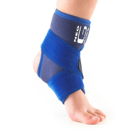 Neo G Kids Ankle Support With Figure Of 8 Strap   Medical Grade Quality Helps With Symptoms Of Juvenile Arthritis  Ankle Strains  Sprains  Pain  Instability     By Neo G