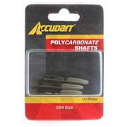 Accudart Polycarb Shaft Darts by Escalade Sports
