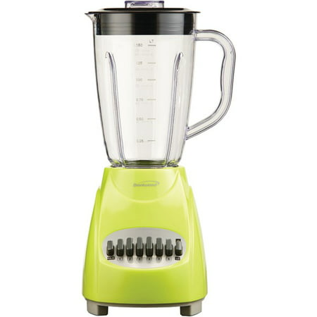Brentwood Appliances Brentwood® Appliances Brentwood® Appliances 50-ounce 12-speed + Pulse Electric Blender (lime Green)