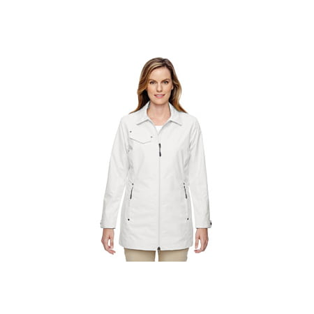 Ash City - North End Ladies' Excursion Ambassador Lightweight Jacket with Fold Down