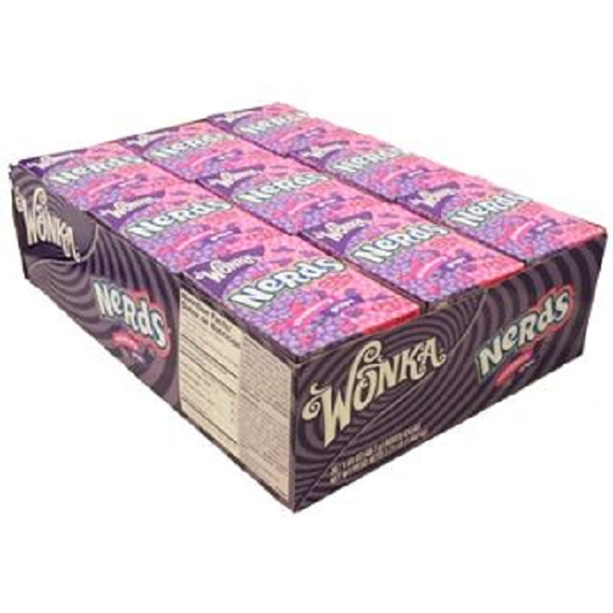 Nerds Grape & Strawberry Candy , 1.65-Ounce (Pack of 36)