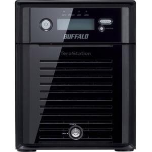 Buffalo TeraStation 5400DN WSS 4-Drive 4TB Desktop NAS for Small Medium Business by Buffalo Technology %28USA%29%2C Inc