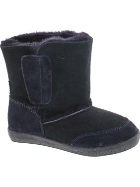 falcotto baby 240 natural wool winter fashion booties