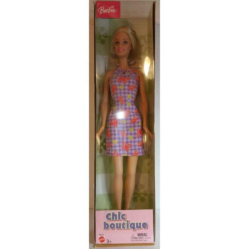 Barbie Chic Boutique by Mattel by