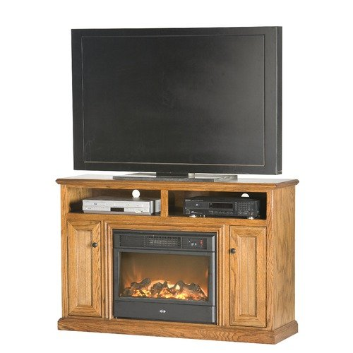 Eagle Industries Fireplace 54'' TV Stand with Electric Fireplace