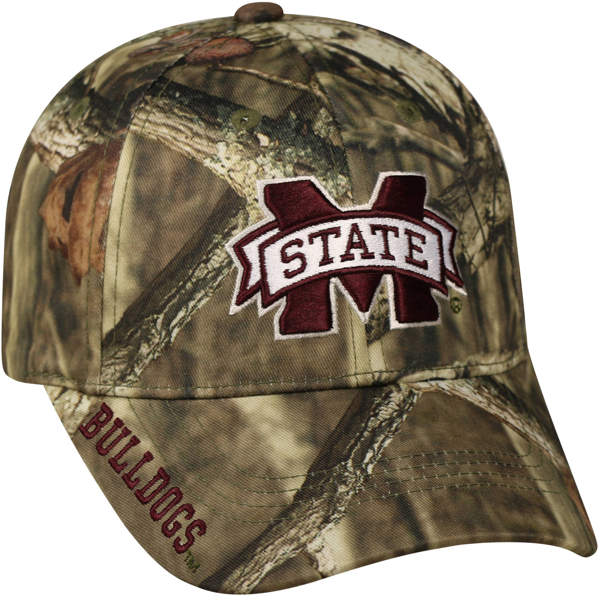 NCAA Men's Mississippi State Bulldogs Mossy Cap