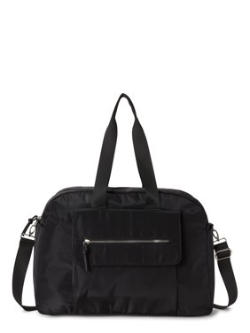 No Boundaries Nylon Weekender Bag