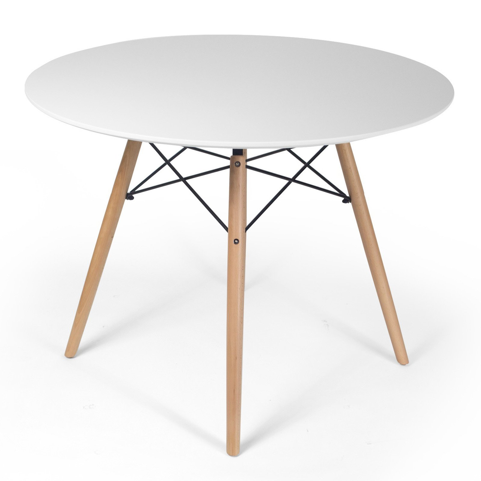 Aeon Parisian 39.5 in. Round Dining Table by Aeon Furniture