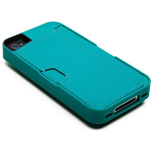 CM4 Q Card Case For iPhone 4/4S, Green