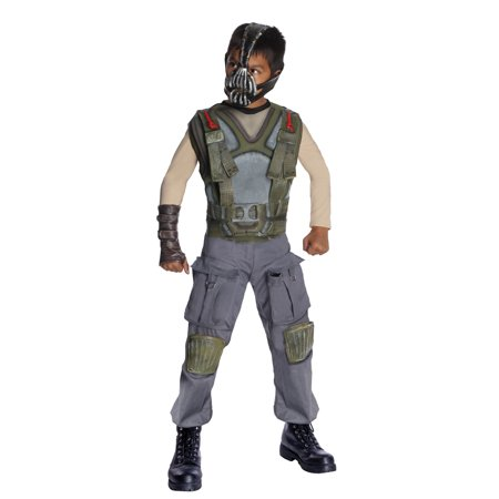 Bane Deluxe Child Halloween Costume - Bane Halloween Costume Dark Knight Rises