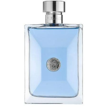 Versace Pour Homme Eau De Toilette Spray, Cologne for Men, 3.4 Oz