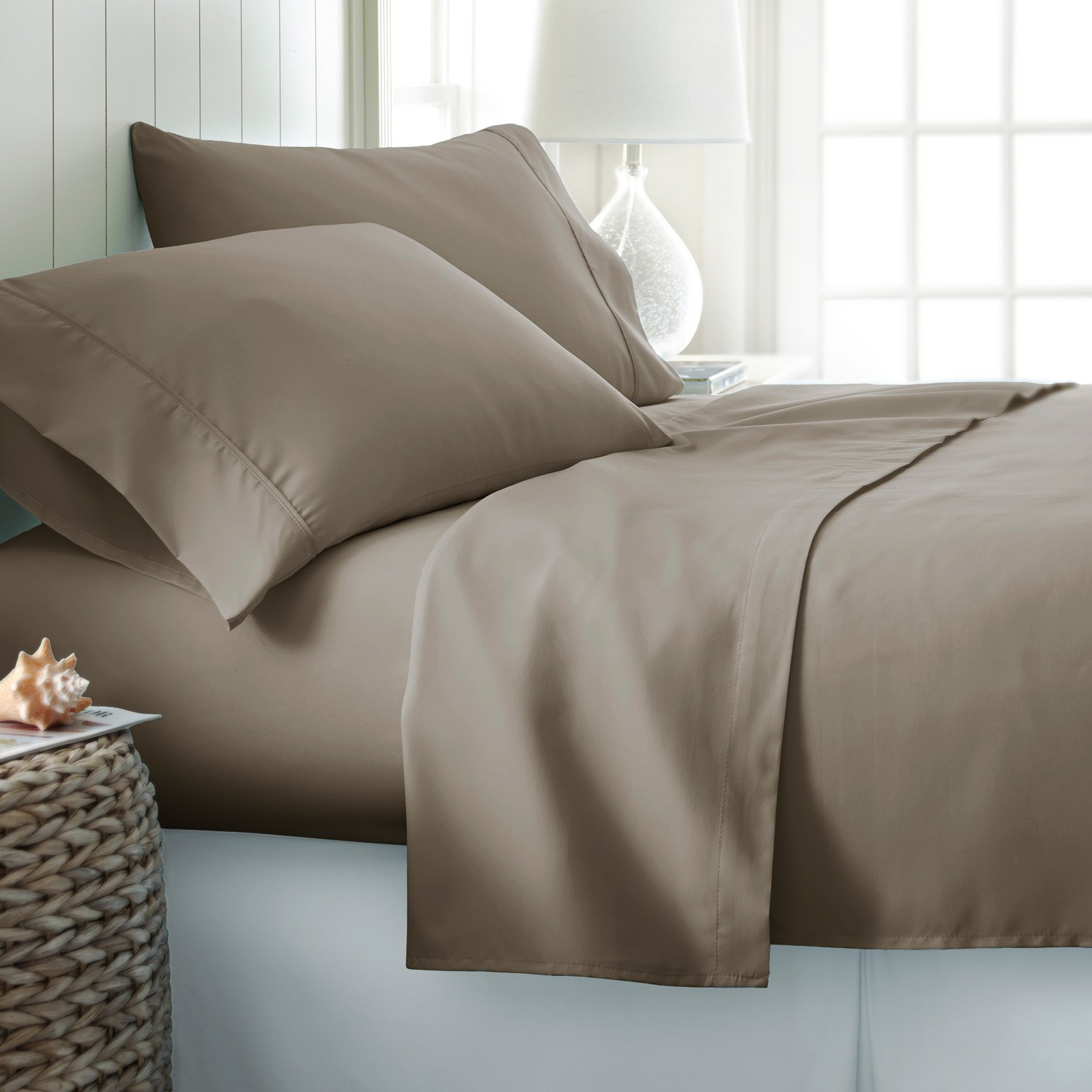 Simply Soft Bed Sheet Set By Ienjoy Home   Walmart.com