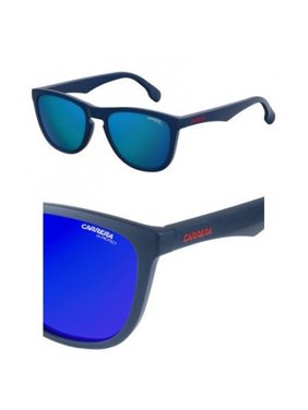 94a620498c82d Product Image Sunglasses Carrera 5042  S 0RCT Matte Blue   Z0 ml blue lens