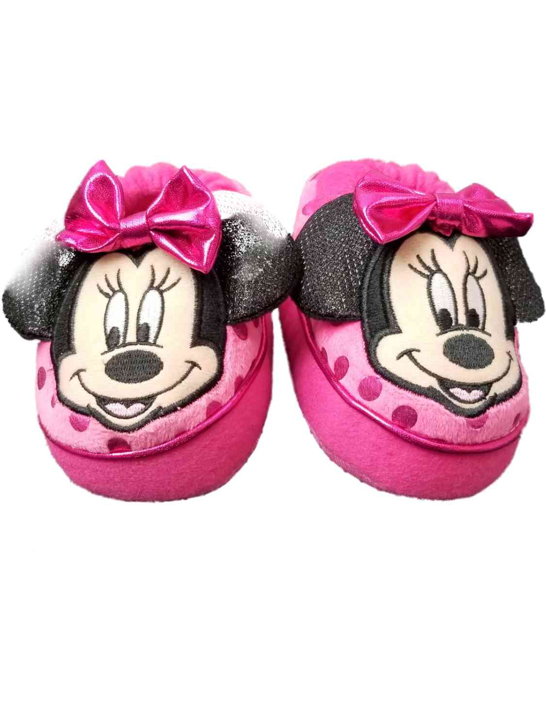 Minnie Mouse Pink Toddler Girls Glitter