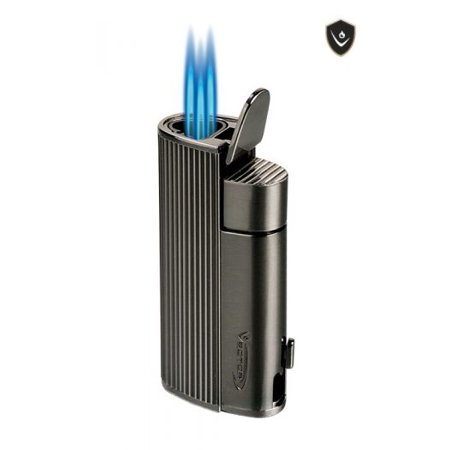 Vector DIABLO Lighter - Gunmetal Satin