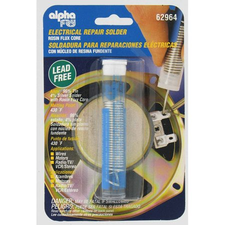 Image of Fry Technologies Cookson Elect AM62964 Lead-Free Rosin Core Solder