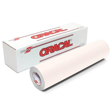 """Oracal 631 Matte Vinyl Roll 24"""" x 150 Feet - 87 Available Colors"""