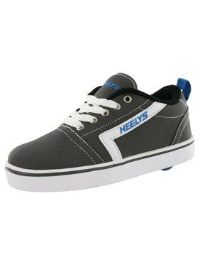 Heelys Unisex Kid's GR8 Pro Canvas HE100218H Skate Shoes