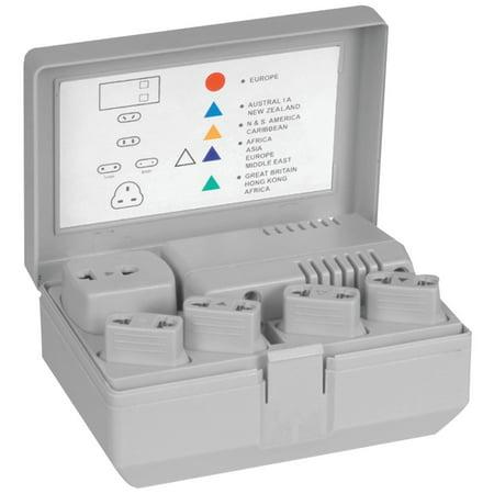 Pyle Pro Travel Voltage Converter Transformer Kit