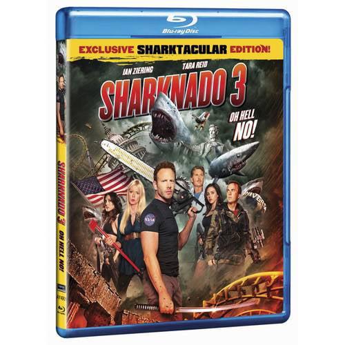 Sharknado 3: Oh Hell No! (Blu-ray)