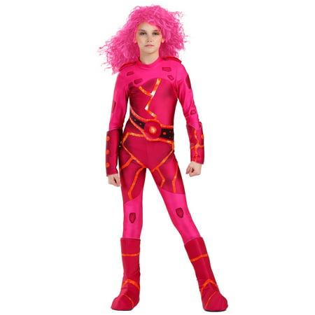 Lavagirl Girls Costume - Lava Girl Costume Halloween