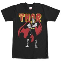Marvel Men's Mighty Thor Stoic Attitude T-Shirt