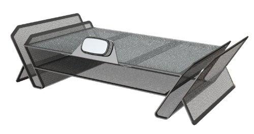 Allsop ALS30645G Allsop DeskTek Series Monitor Stand with Clingo Technology for Mobile Device by Allsop