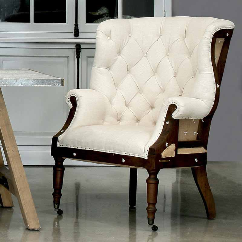 Sarreid Irish Wingback Chair