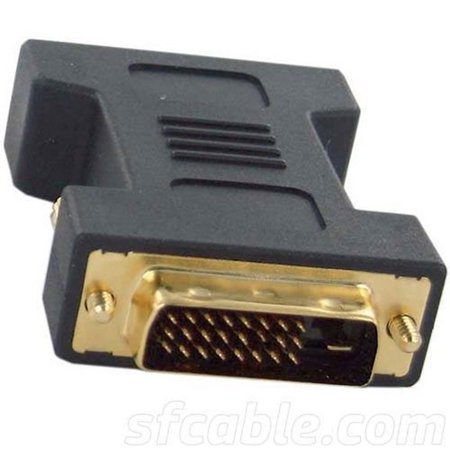 - DVI-D Adapter Male to Male Gender M-M Converter Changer Video Monitor Cable NEW